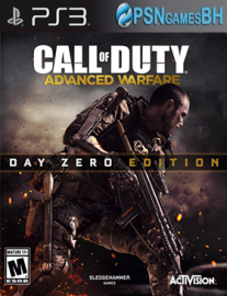 Call of Duty Advanced Warfare Day Zero Edition PSN PS3