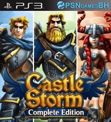 CastleStorm Complete Edition PSN