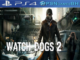 Watch Dogs 2 VIP PS4