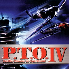 P.T.O. IV (PS2 Classic) PSN PS3