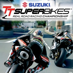 Suzuki TT Superbikes Real Road Racing Championship (PS2 Classic) PSN PS3