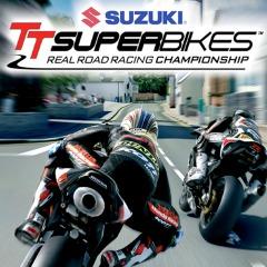 Suzuki TT Superbikes Real Road Racing Championship (PS2 Classic) PSN PS3