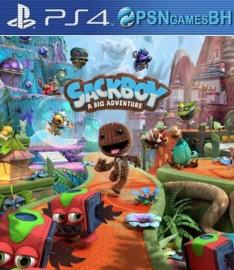 Sackboy: Uma Grande Aventura VIP PS4