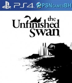 The Unfinished Swan VIP PS4