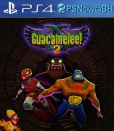 Guacamelee! 2 VIP PS4