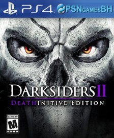 Darksiders 2 Deathinitive Edition Secundaria PS4