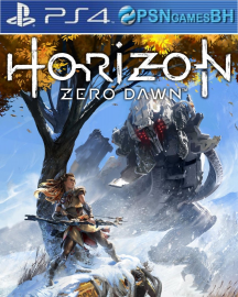 Horizon Zero Dawn SECUNDARIA PS4
