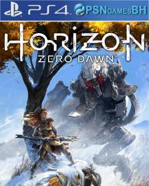 Horizon Zero Dawn SECUNDARIA PS4