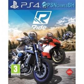 RIDE SECUNDARIA PS4