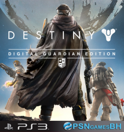 Destiny Digital Guardian Edition PSN PS3