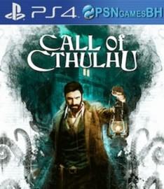 Call of Cthulhu VIP PS4