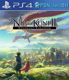 Ni no Kuni II: REVENANT KINGDOM VIP PS4