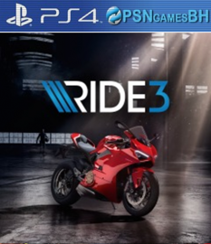 Ride 3 Secundaria PS4