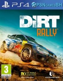 DiRT Rally secundaria PS4