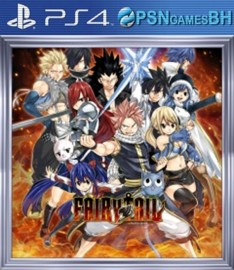 Fairy Tail VIP PS4