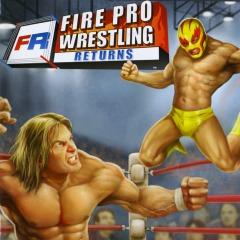 Fire Pro Wrestling Returns (PS2 Classic) PSN PS3