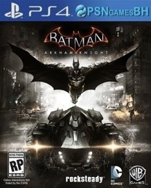 Batman Arkham Knight SECUNDARIA PS4