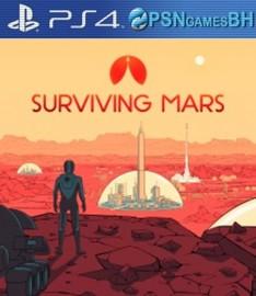 Surviving Mars VIP PS4