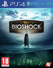 BioShock: The Collection Secundaria PS4
