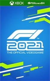 F1 2021 XBOX One e SERIES X|S