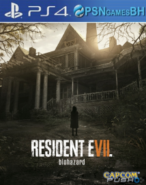RESIDENT EVIL 7 Secundaria PS4