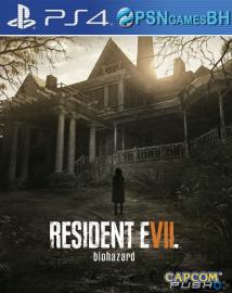 RESIDENT EVIL 7 Secundaria PS4
