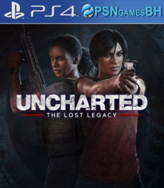 Uncharted: The Lost Legacy VIP PS4