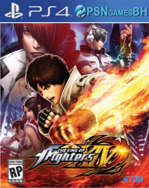 The King of Fighters XIV VIP PS4