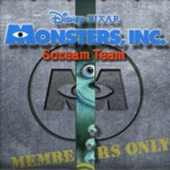 Disney Pixar: Monsters, Inc. Scream Team (PSOne Classic) PSN PS3