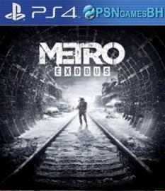 Metro Exodus Secundaria PS4