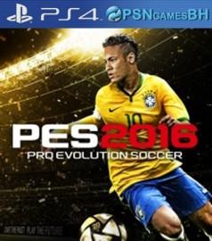 PES 2016 VIP PS4