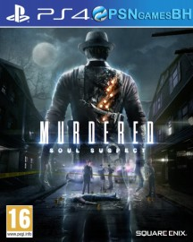 Murdered Soul Suspect VIP PS4