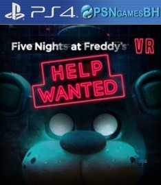 Five Nights at Freddy's: Help Wanted VIP PS4