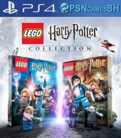 LEGO Harry Potter Collection VIP PS4