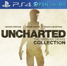 UNCHARTED The Nathan Drake Collection SECUNDARIA PSN PS4