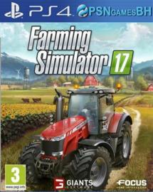 Farming Simulator 17 VIP PS4