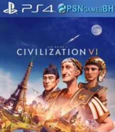 Sid Meier's Civilization VI VIP PS4