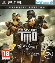 Army of TWO: The Devil's Cartel PSN PS3
