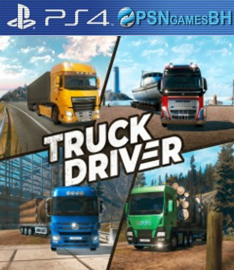 Truck Driver Secundaria PS4