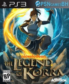 The Legend of Korra PSN PS3