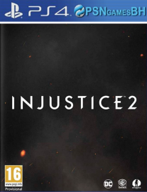 Injustice 2 SECUNDARIA PS4