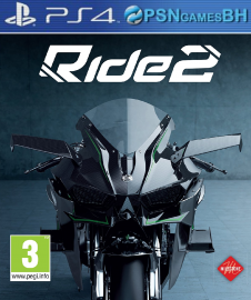 RIDE 2 SECUNDARIA PS4