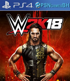 WWE 2K18 VIP PS4