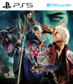 Devil May Cry 5 Special Edition VIP PS5
