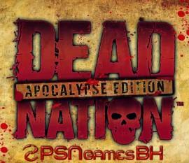 Dead Nation Apocalypse Edition Secundaria PS4