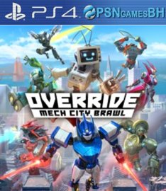 Override: Mech City Brawl VIP PS4