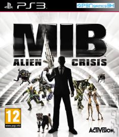 Men in Black Alien Crisis PSN