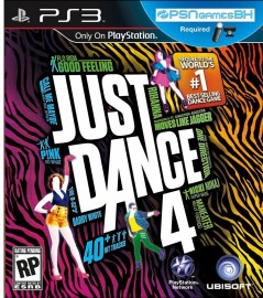 Just Dance 4 PSN PS3