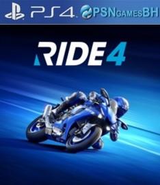 Ride 4 Secundaria PS4