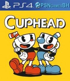 Cuphead Secundaria PS4